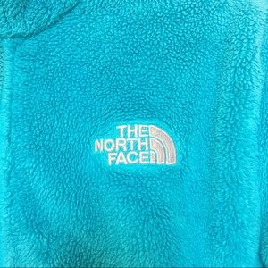 The North Face Jackets & Coats - Blue North Face Fleece Jacket- Size M
